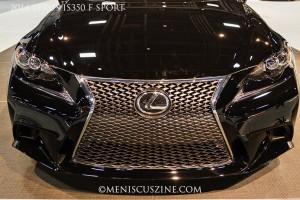 Lexus IS 350 - 2014 Washington Auto Show