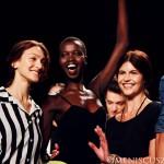 Desigual Spring 2014 Backstage - New York Fashion Week