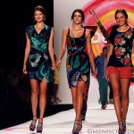 Desigual Spring 2014 Runway - New York Fashion Week