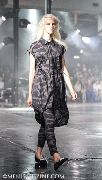 Video Yohji Yamamoto plays Y 3 Spring 2013 Celebrating 10 Years Led By Yohji Himself