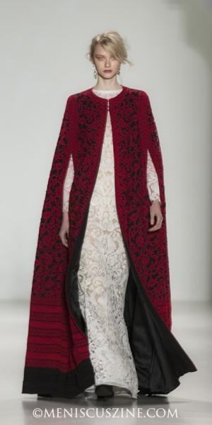 Tadashi Shoji Fall 2014 - New York Fashion Week