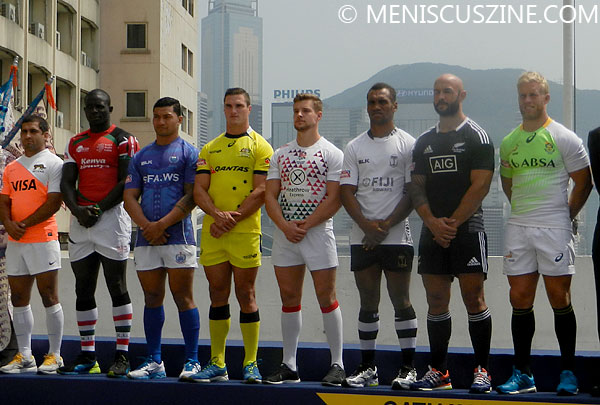 National team core captains. (photo by Yuan-Kwan Chan / Meniscus Magazine)