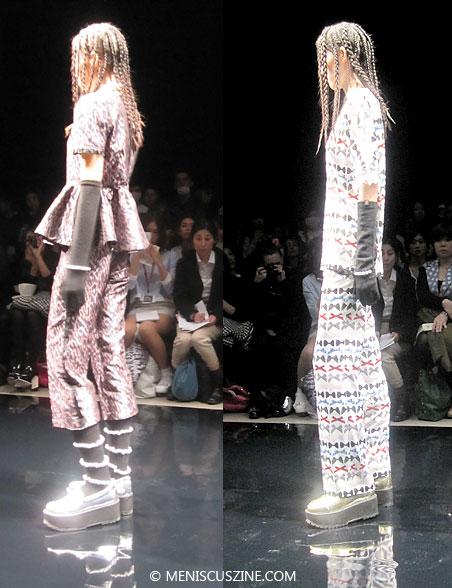 fleamadonna Fall 2014 - Tokyo Fashion Week