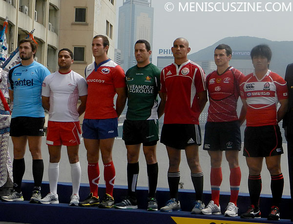 National team qualifying captains. (photo by Yuan-Kwan Chan / Meniscus Magazine)