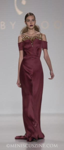 Noon by Noor Fall 2014 - New York Fashion Week