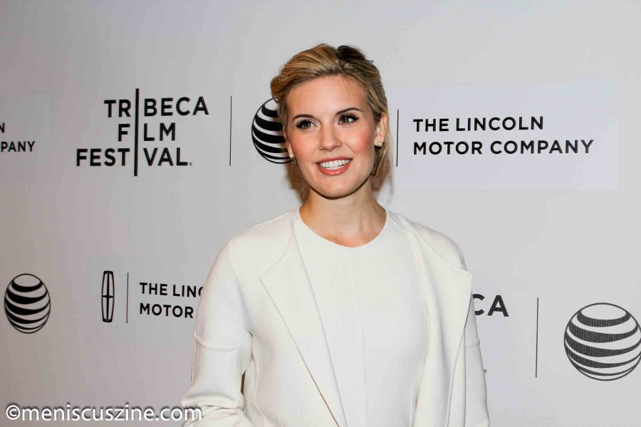 """About Alex"" actress Maggie Grace, best known for her role in the television series ""Lost."" (photo by Yanek Che / Meniscus Magazine)"