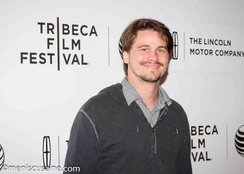 "Jason Ritter plays the title character in ""About Alex."" (photo by Yanek Che / Meniscus Magazine)"