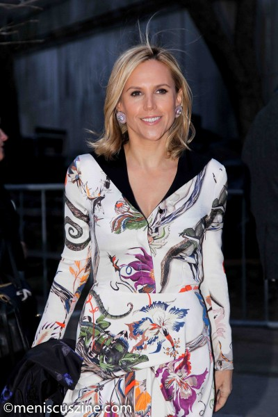 Tory Burch at Vanity Fair's 2014 Tribeca Film Festival Party. (photo by Yanek Che / Meniscus Magazine)