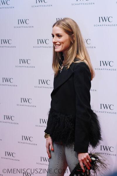 Olivia Palermo in an Emporio Armani jacket and tibi pants. (photo by Ekaterina Golovinskaya / Meniscus Magazine)