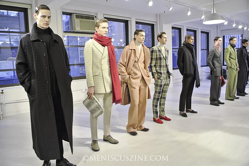 Kim Seo Ryong Fall 2014 - New York Fashion Week