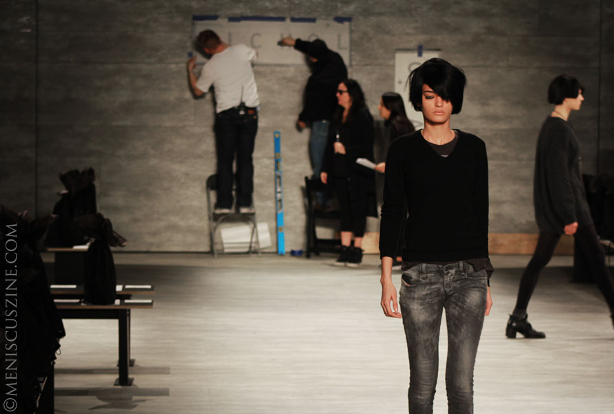 Nicholas K Fall 2014 - New York Fashion Week