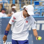 CitiOpen_Nishikori_UNIQLO_140730_1