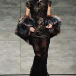 Venexiana Fall 2014 - New York Fashion Week - Meniscus Magazine