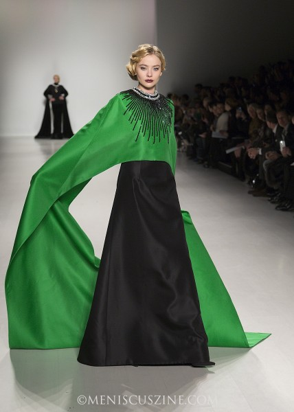 Zang Toi Fall 2014 - New York Fashion Week
