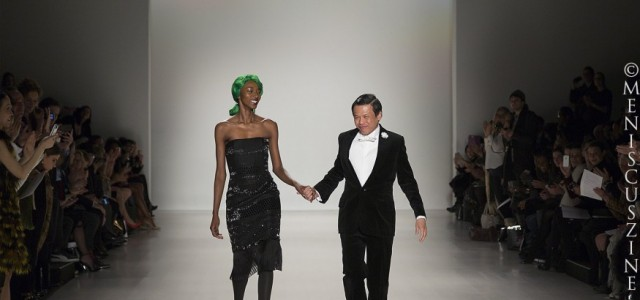 """The Zang Toi Fall 2014 collection was titled Shanghai 1930's - """"Pearl of the Orient."""""""