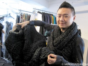 Johan Ku Fall 2014 - Tokyo Fashion Week