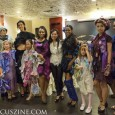 The second 2014 Eco Chic Fashion Show & Exhibition featured Elina Ten's 3D Art Design Studio, Ocean Avenue and Dejavou.