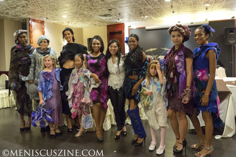 Elina Ten's designs are priced between CDN$30-500 per piece. (photo by Kwai Chan / Meniscus Magazine)