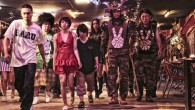 "In ""Tokyo Tribe,"" Sono has delivered a feast of sight and sound that will convert critics of musicals on the widescreen."