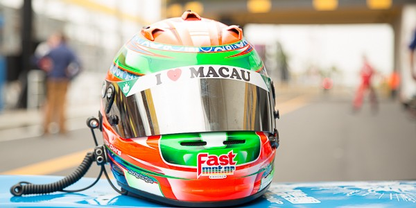 The stage was set for the 2014 Macau Grand Prix, the biggest sporting event in the special administrative region's calendar.