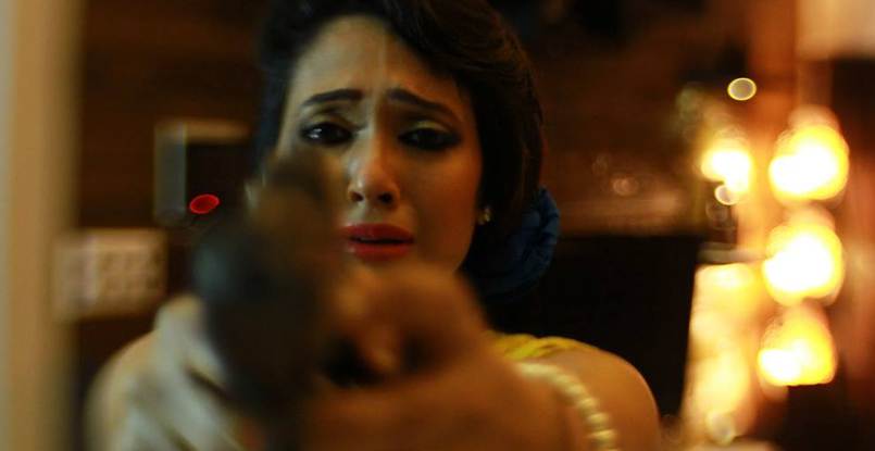 "A scene from ""X."" (still courtesy the South Asian International Film Festival)"