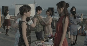 "(L-R) Kiki Sugino as Maki and Ena Koshino as Karin in Takuya Misawa's ""Chigasaki Story."" (still courtesy of the Singapore International Film Festival)"