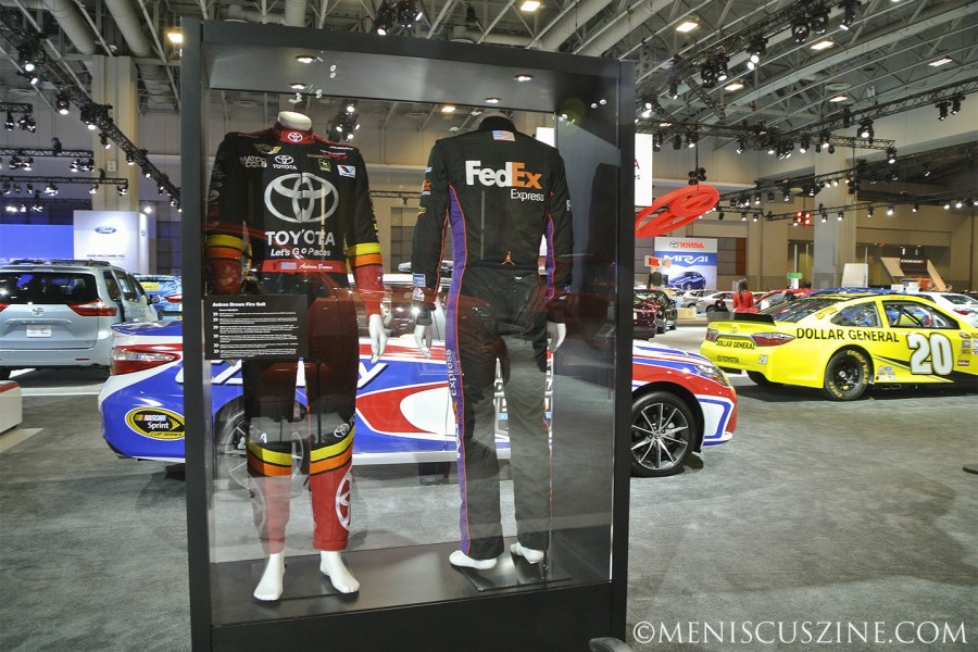 The 2015 Washington Auto Show took place from Jan. 23-Feb. 1. (photo by Mai D. Chan / Meniscus Magazine)