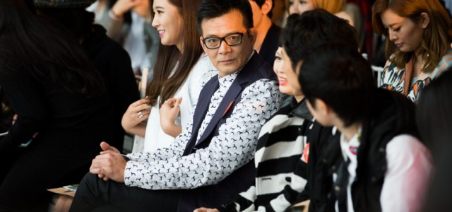 Three weeks before the Fall 2015 collection hit New York Fashion Week, a number of celebrities saw it in Hong Kong, including Felix Wong and Yuri Kwon.