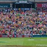 Hong Kong Rugby 7s Atmosphere