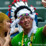 Hong Kong Rugby 7s Atmosphere