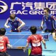 The victory by Eonrae Cho and Hyundeok Seo of South Korea over Kenta Matsudaira and Koki Niwa denied Japan a sweep of the four main events.