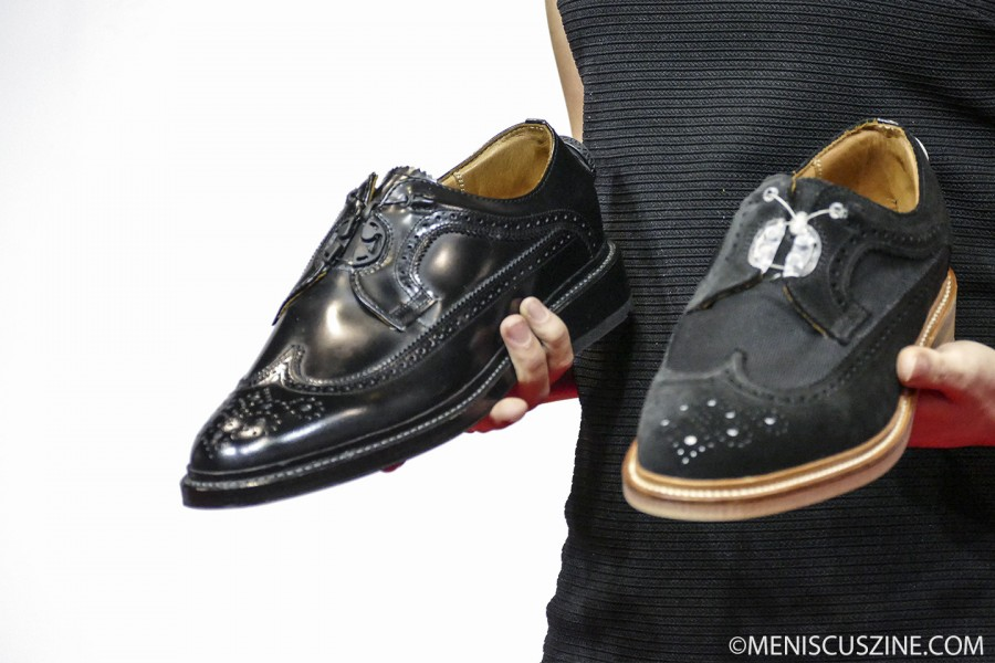 Men's shoes by REGAL. (photo by Yuan-Kwan Chan / Meniscus Magazine)