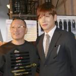 SeoulFashionWeek-2015-Ji Chang Wook -Kaal E Suktae-05