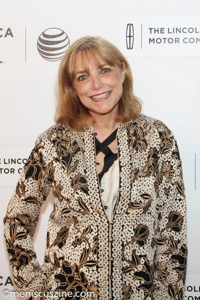 Actress Karen Allen. (photo by Yanek Che / Meniscus Magazine)