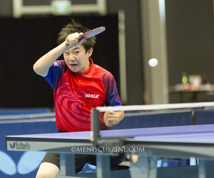 Jack Wang, 14, is the reigning U.S. junior national champion. (photo by Kwai Chan / Meniscus Magazine)