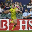 Australia pulled away from the United States in the final to win the Plate at the Hong Kong Sevens 2015 by a score of 21-17.