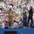 Acrobats! The Village People! Cathay Pacific girls! A wannabe streaker! Check out the scheduled, and unscheduled, performances at the Hong Kong Sevens 2015.