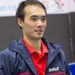 ITTF North America Cup_Men's Singles_Finalist_WANG_150517_1