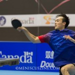 ITTF North America Cup_Men's Singles_Finalist_WANG_150517_6