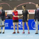 ITTF North America Cup_Women's Singles_Champion_ZHANG Mo_150517_1