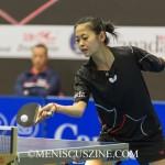 ITTF North America Cup_Women's Singles_Champion_ZHANG Mo_150517_2