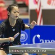 The 26-year-old Canadian prevented a U.S. sweep in Markham, Ontario, winning the ITTF North America Cup women's singles title.