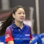 ITTF North America Cup_Women's Singles_Finalist_ZHANG Lily_150517_1