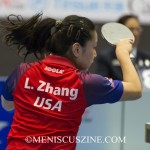 ITTF North America Cup_Women's Singles_Finalist_ZHANG Lily_150517_1a