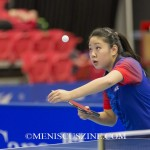 ITTF North America Cup_Women's Singles_Finalist_ZHANG Lily_150517_2