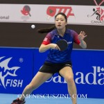 ITTF North America Cup_Women's Singles_Finalist_ZHANG Lily_150517_5