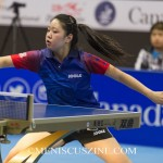 ITTF North America Cup_Women's Singles_Finalist_ZHANG Lily_150517_6