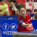 ITTF North America Cup_Women's Singles_Finalist_ZHANG Lily_150517_7