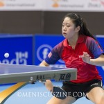ITTF North America Cup_Women's Singles_Finalist_ZHANG Lily_150517_8