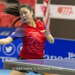ITTF North America Cup_Women's Singles_Finalist_ZHANG Lily_150517_9